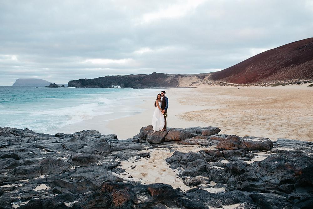 La Graciosa wedding photographer